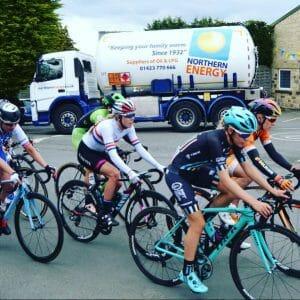 Tour de Yorkshire Hampsthwaite