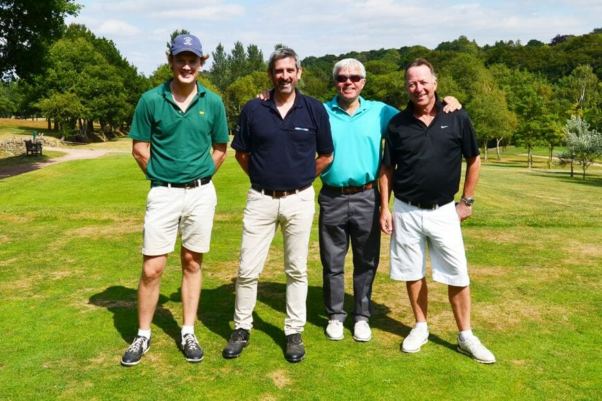 Northern Energy Charity Golf Day