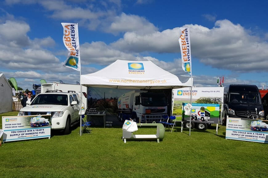 Show season 2019: Join us at this year's agricultural shows!